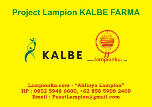 Project Lampion KALBE FARMA
