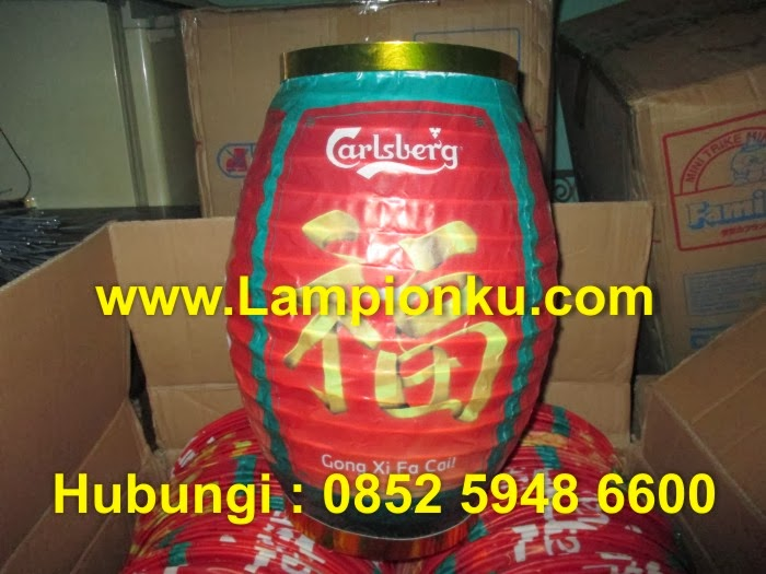 Project Lampion CARLSBERG