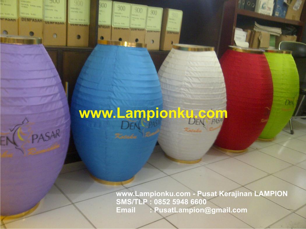 Lampionku.com, Pesanan LAMPION Pemkot DENPASAR BALI, SMS/TLP : 0852 5948 6600.