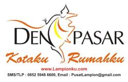 Lampionku.com, Project LAMPION Pemkot DENPASAR BALI, SMS/TLP: 0852 5948 6600.