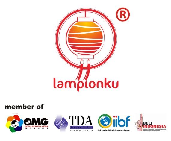 Logo LAMPIONKU & komunitas pengusaha