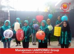 Manajemen LAMPIONKU Group 2016