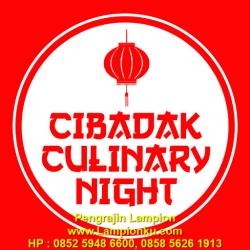Lampionku.com - Logo CCN Bandung Cibadak Culinary Night