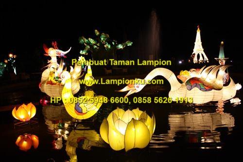 Lampionku.com - Pembuat TAMAN LAMPION Berpengalaman, HP.0852 5948 6600