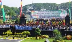 Lampionku.com - Upacara HUT Kota Malang ke 100 tahun 2014,HP: 0852 5948 6600