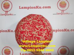 Lampionku.com Pembuat LAMPION Kain BATIK di Kota MALANG, HP.0852 5948 6600