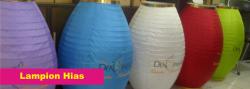 Lampionku.com - Produsen LAMPION Hias Gantung Aneka Bentuk