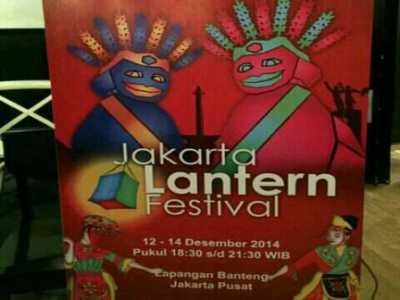 Jakarta LANTERN Festival 2014