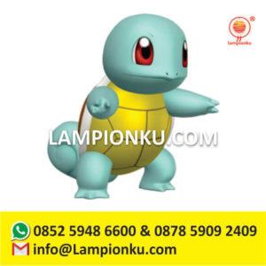 harga-jual-lampion-karakter-pokemon-go-squirtle-balikpapan
