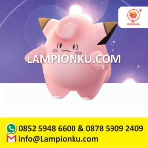 harga-lampion-hias-pokemon-go-clefairy