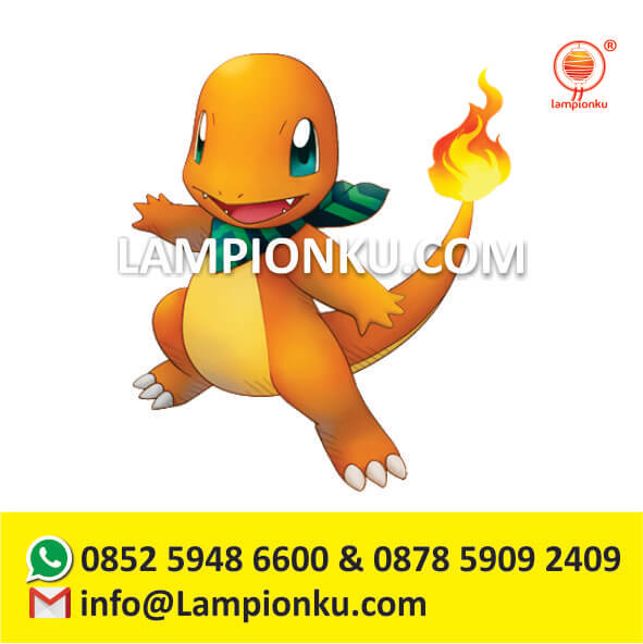 jual-lampion-karakter-pokemon-go-charmander-di-malang