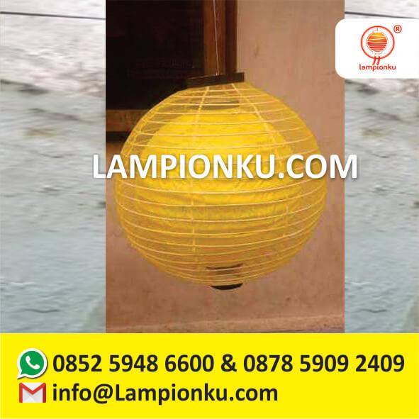 l-110-lampion-gantung-kertas-dan-kain-bola-rangkap-double-chinese-lantern