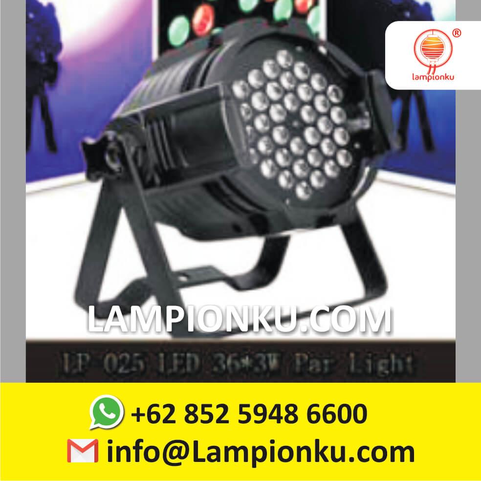 Lampu Sorot Panggung Disco Led Par 36 Rgb S007 Update Daftar Harga Grosir Murah Bar Ktv 3w Redsun