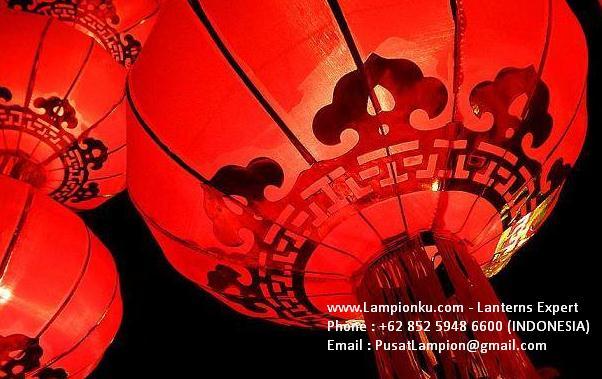 Chinese Lanterns Craftsmen INDONESIA, HP: 0852 5948 6600