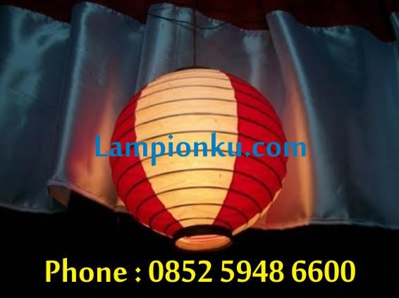L-101 (Lampion Bola Merah Putih), HP: 0852 5948 6600.