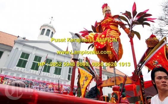 Lampionku.com - Festival Cap Go Meh Singkawang Kalimantan Barat, HP: 0852 5948 6600