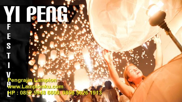 Lampionku.com - Festival Lampion Yi Peng Chiang Mai Thailand,HP: 0852 5948 6600