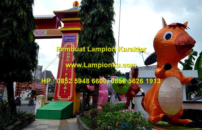 Lampionku.com - Lampion 12 SHIO IMLEK di Solo Jawa Tengah,HP.0852 5948 6600
