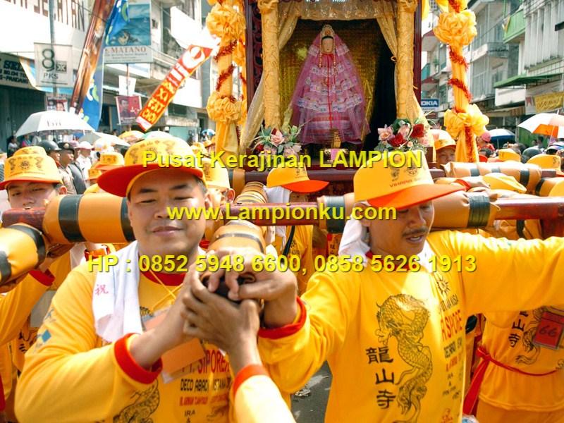 Lampionku.com - Kemeriahan Cap Gomeh Imlek di Singkawang