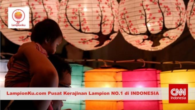 LampionKu.com adalah Produsen Lampion untuk Jakarta Lantern Festival (JLF) 2014