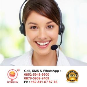 Call Center Lampionku