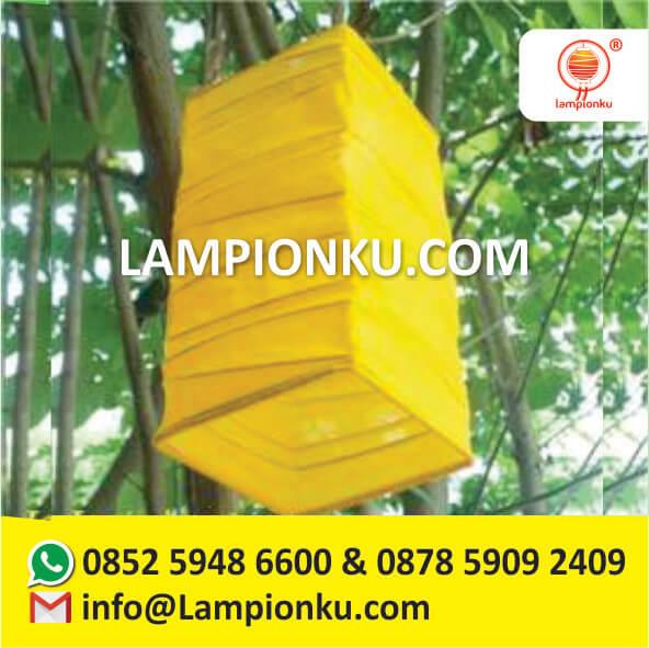 l-204-jual-lampion-bentuk-kotak-zig-zag-jakarta