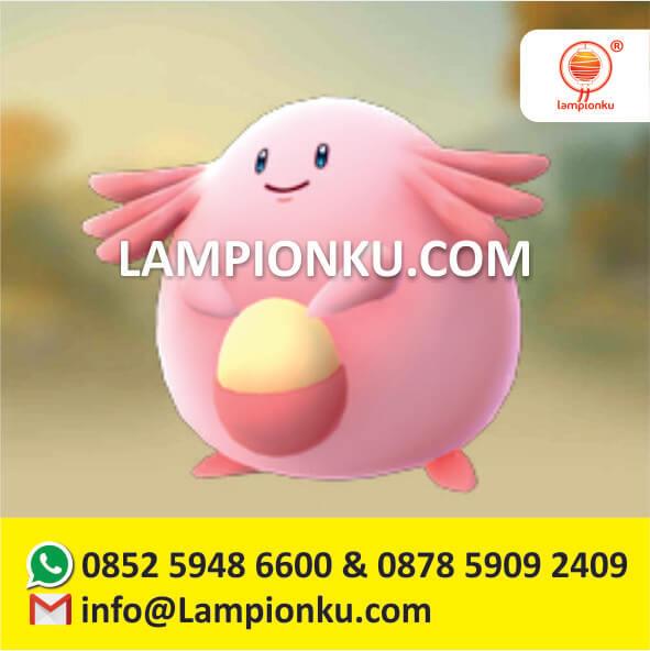 produsen-lampion-taman-karakter-pokemon-go-chansey